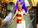 Wizard Student Dress Up