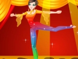 Acrobat Girl Dress-Up