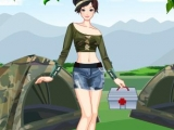 Army Nurse Dress Up