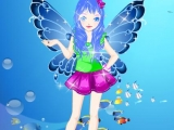 Blue Lake Fairy Dress-Up
