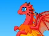 Игра Tiny Dragon Dress Up
