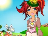 Flower of Spring Dress Up