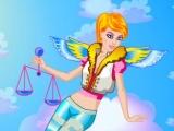 Игра Funky Angel Dress Up