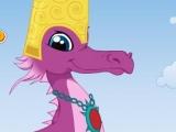 Игра Little Dragon Dress-Up