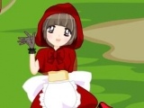 Little Red Riding Hood Dress Up