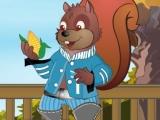 Sammy Squirrel Dress Up