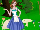 Игра Wonderland Alice Dress-Up