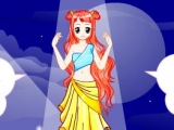 Gown of the Goddess Dress Up