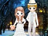 Winter Wedding Night