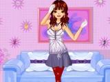 Lavender Girl Dress-Up
