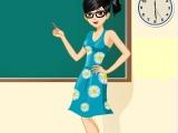 My Best Teacher Dress-Up