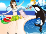 Oceanpark Trainer Dress-Up