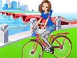 Cute Bike Rider