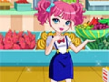 Cute Fruiterer