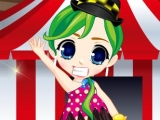 Acrobat Circus Girl Dress-Up