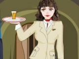 Air Hostess Dress Up