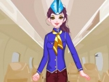 Airline Stewardess Dress-Up