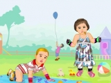 Baby Picnic Dress-Up
