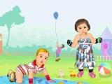 Baby Picnic Dress-Up