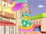 Barbie in the rain 2