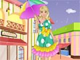 Barbie in the rain 2