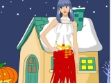 Игра Happy Halloween Dress Up