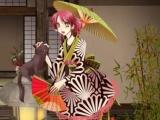 Japanese Princess Dress-Up