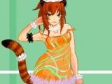 Lisa Cat Dress Up