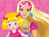 Барби - супер няня