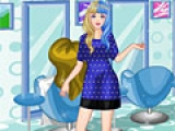 Игра Hairdresser Dress Up