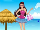 Charming Barbie Outdoor