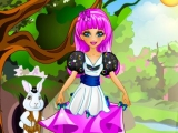 Alice in Dress Up Land