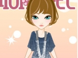Cover Model Dress Up: August