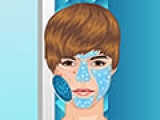 Super Justin Bieber Facial