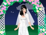 Night Bride Dress Up