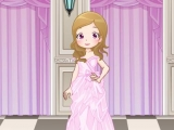 Pink Bride Dress-Up