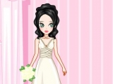 Wedding Day Girl Dress Up