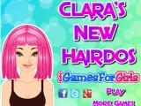 Clara's New Hairdo