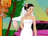 Retro Wedding Dress-Up