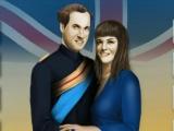 Kate & William Dress-Up