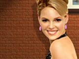 Katherine Heigl make up