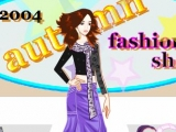 Fashion Show Dress Up