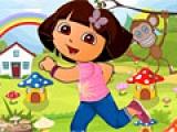 Dora Mushroom Garden