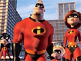 The Incredibles - Find the Alphabets