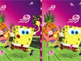 SpongeBob Spot the Differences