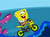 Игра Spongebob WaterBiker