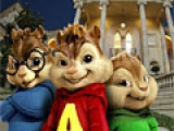 Игра Sort My Tiles Alvin and The Chipmunks