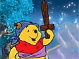 Halloween Winnie Coloring Fun