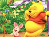 Игра Winnie the Pooh Hidden Objects