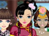 Asian Beauty Dress-Up